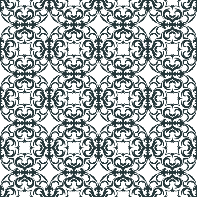 Floral pattern png. Wallpaper baroque damask seamless