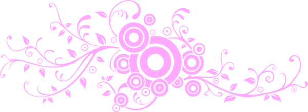Floral scroll png. Flower clip art at