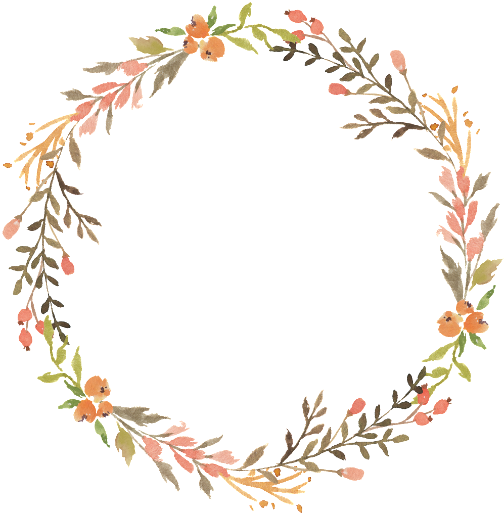 Floral wreath png. Download this graphics is