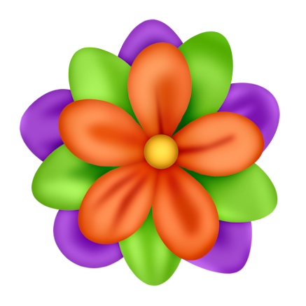 Flores animadas png. Buttons other manualidades