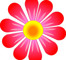 Flores animadas png. En image related wallpapers
