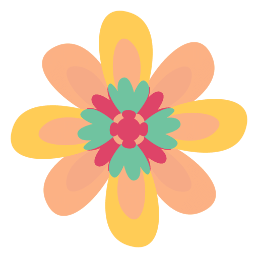 De la ilustraci n. Flores dibujo png picture download