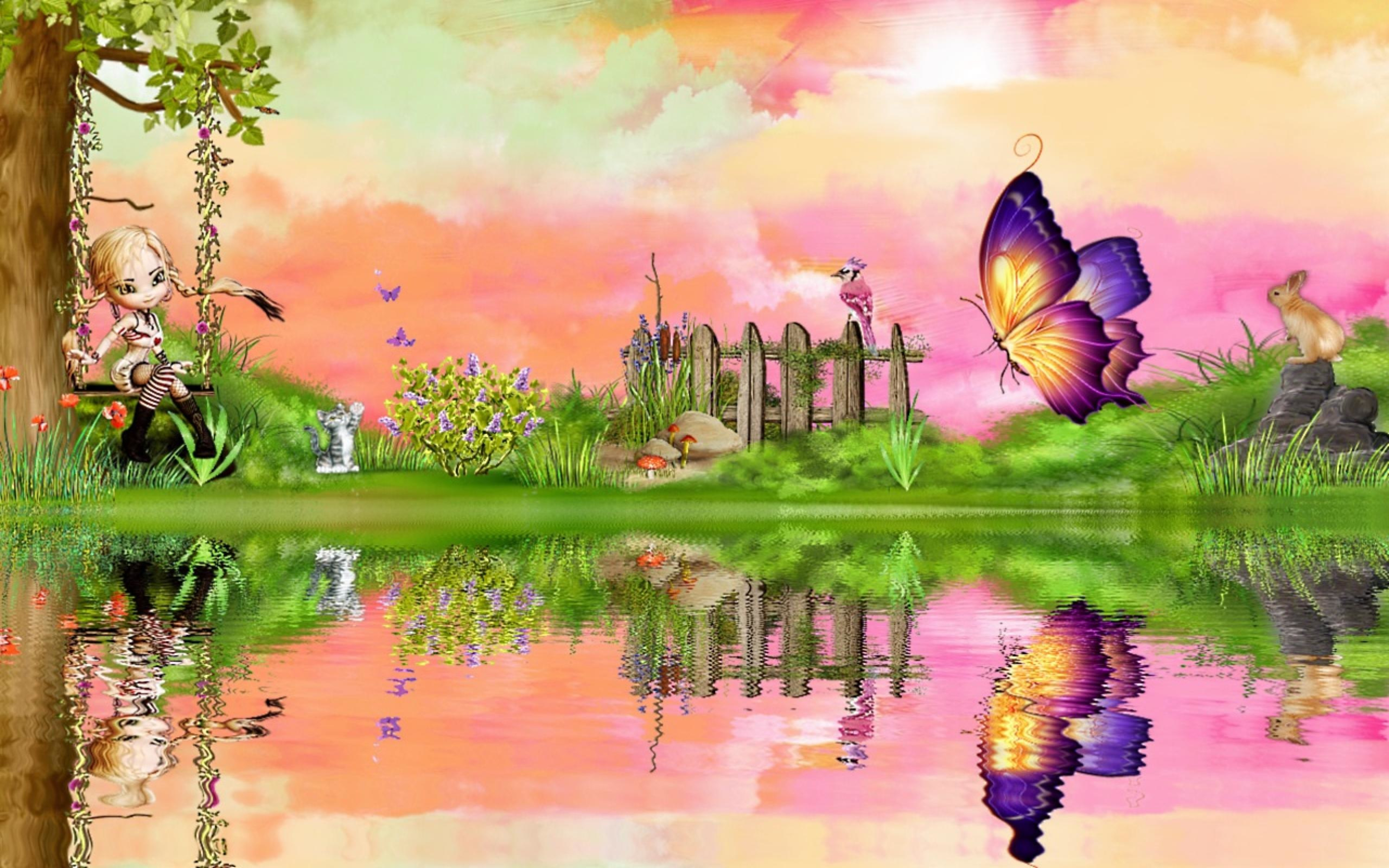 Florida clipart nature beauty. Gallery beautiful drawing images