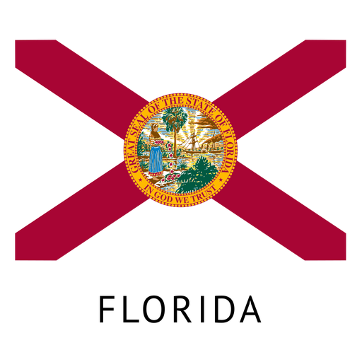 Florida flag png. State transparent svg vector