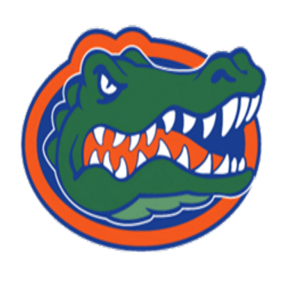Transparent roblox. Florida gators logo png graphic black and white library