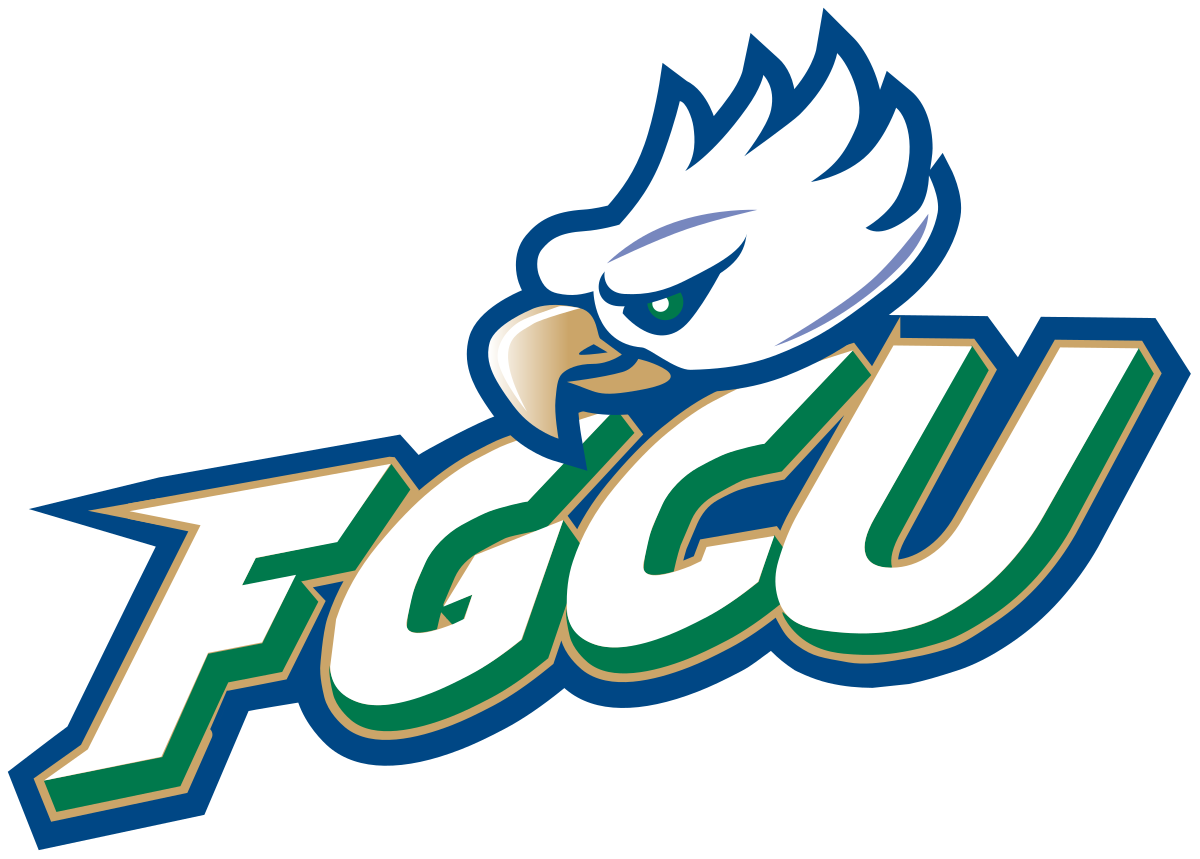 Florida gulf coast university logo png