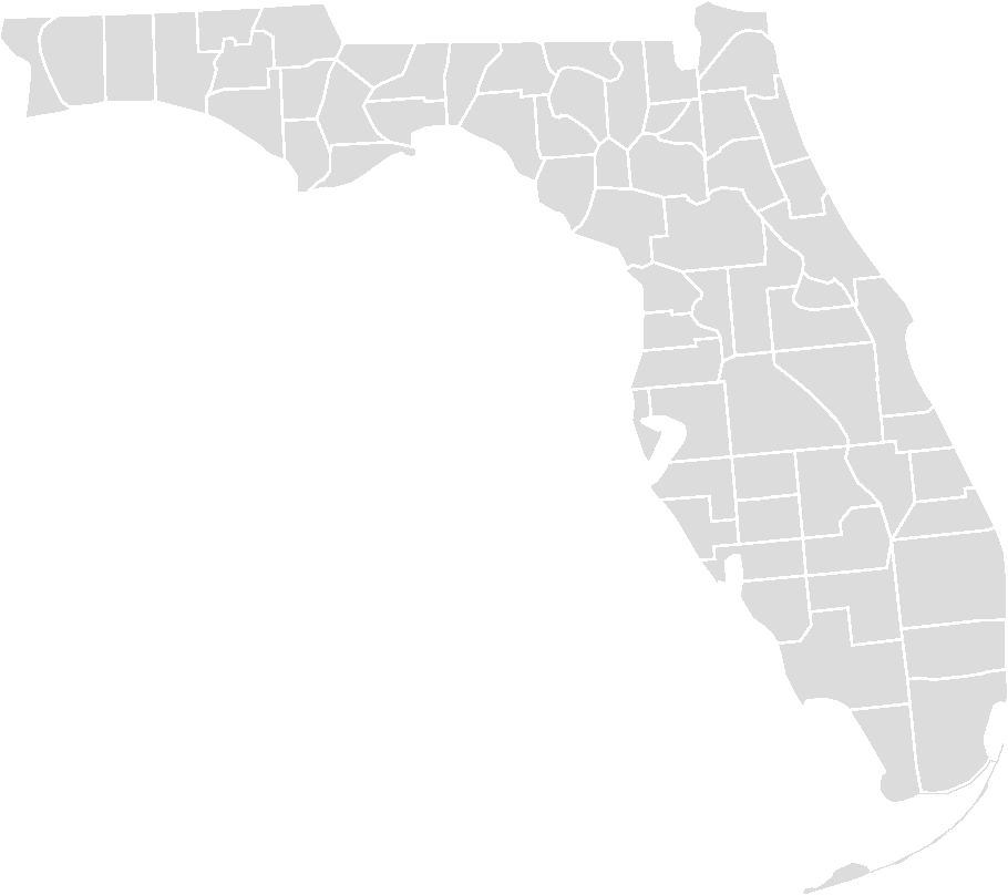 Florida map png. File blankmap counties wikimedia
