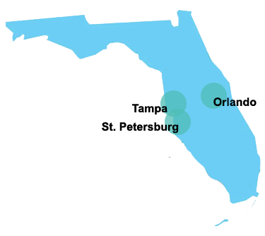 One way oneway property. Florida png clipart stock