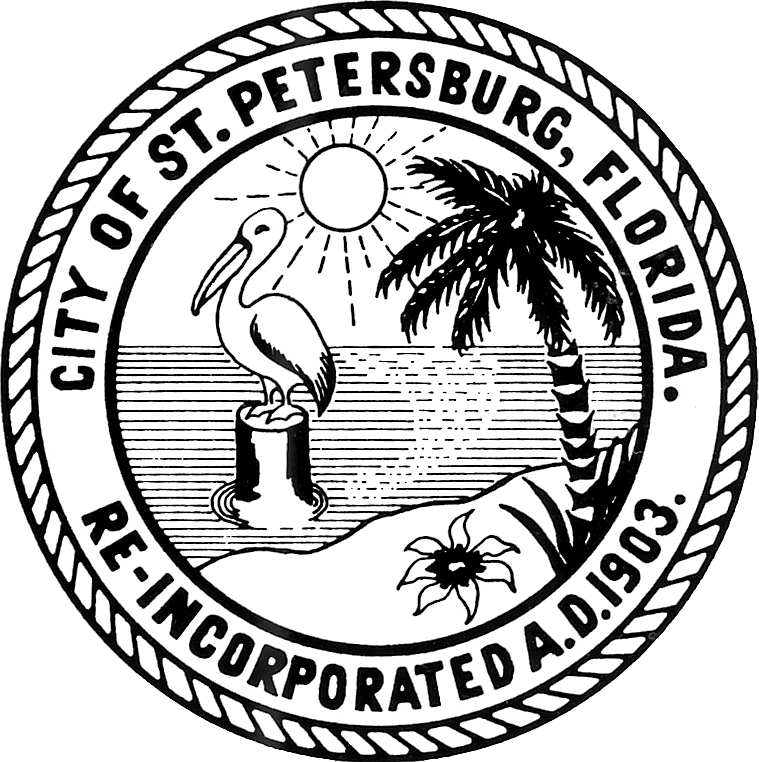 Florida seal png. File of st petersburg