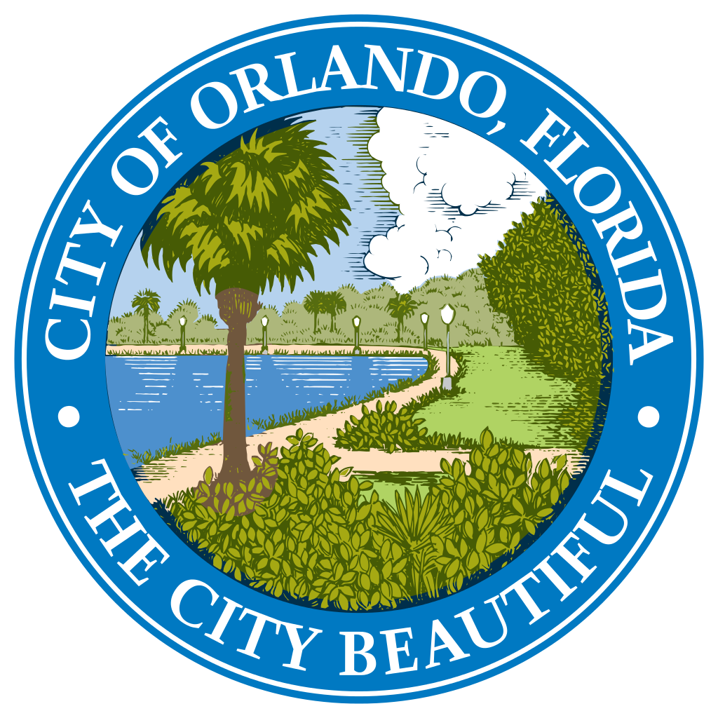 Florida seal png. Fichier of orlando svg
