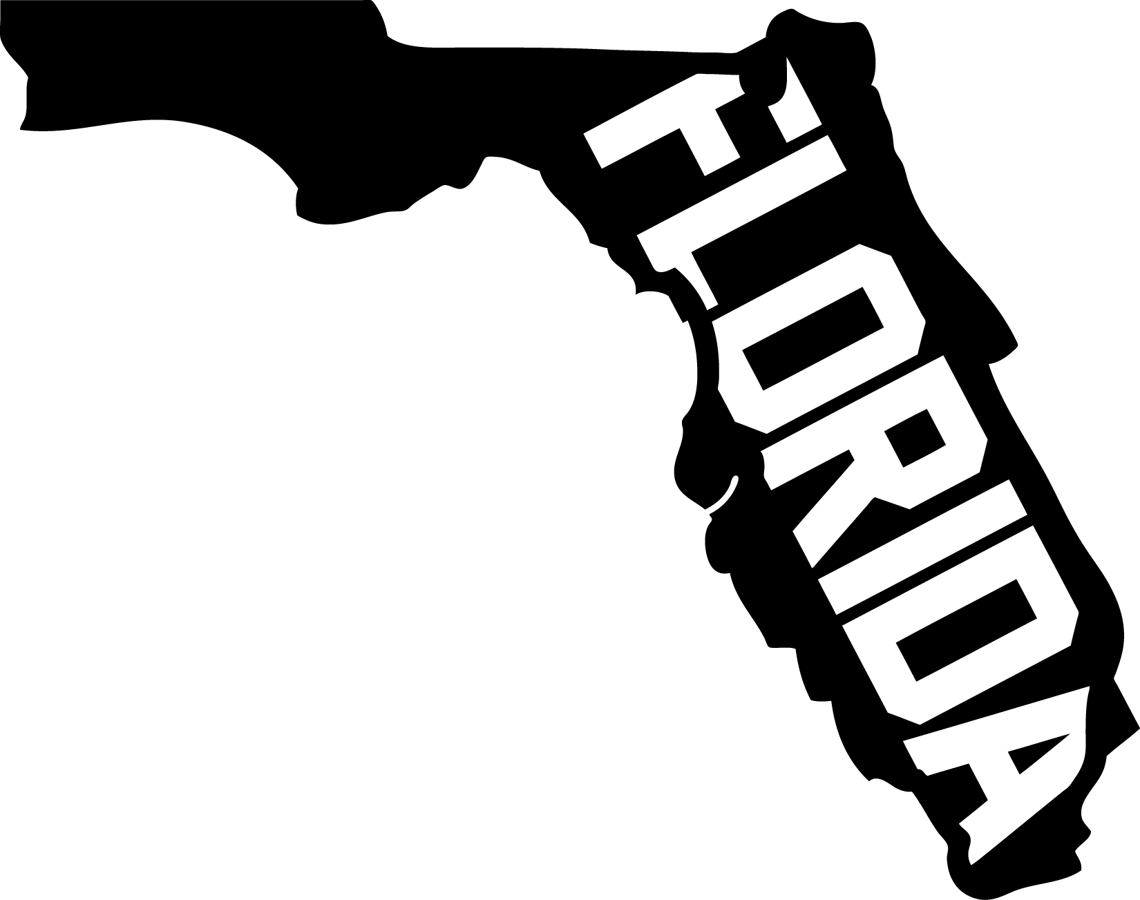 Florida state outline png. Chamber poll shows voters