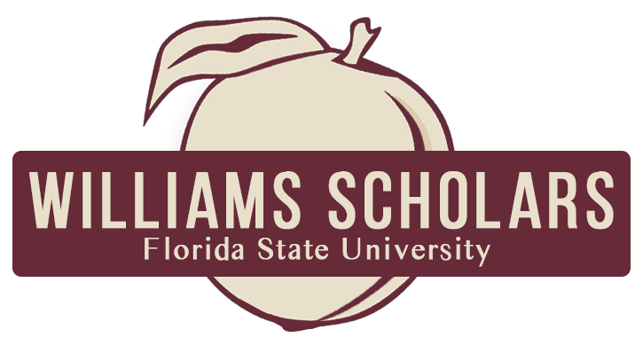 Florida state university logo png. Williams scholars the center