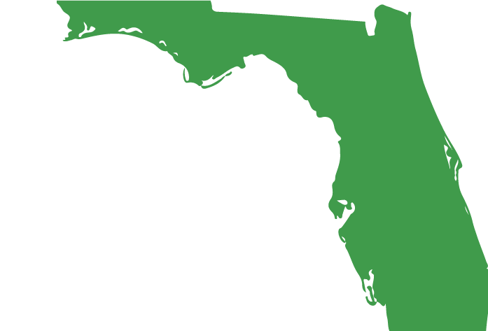 Florida transparent png. Mapping an expected business