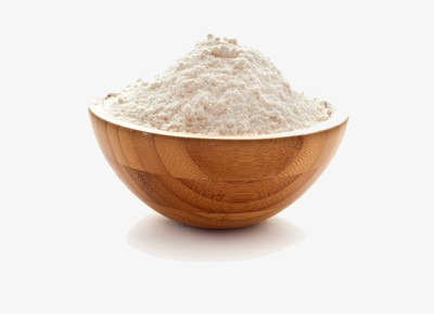 Flour clipart bowl flour. A of wooden food