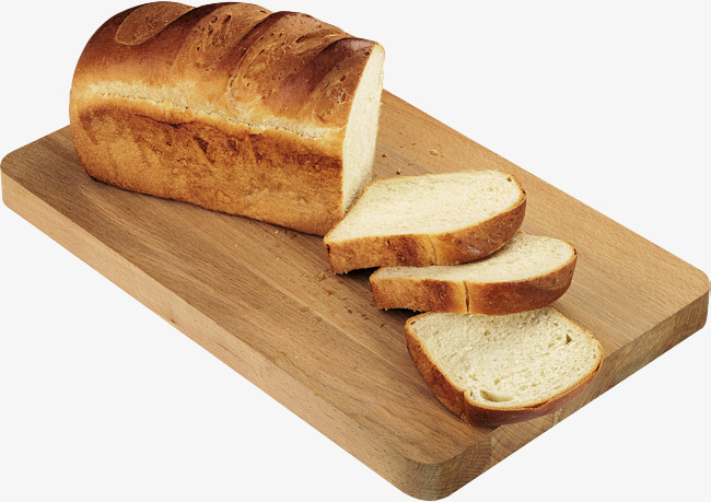 Flour clipart slice bread. Baked slices of toast