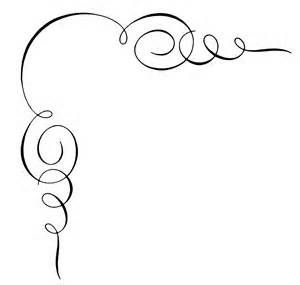 Squiggly clipart color line. Heart swirl and borders