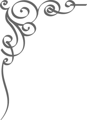 Flourishes clipart signature. Word clip art wedding
