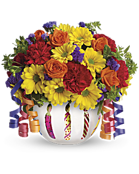 Flower arrangements for special