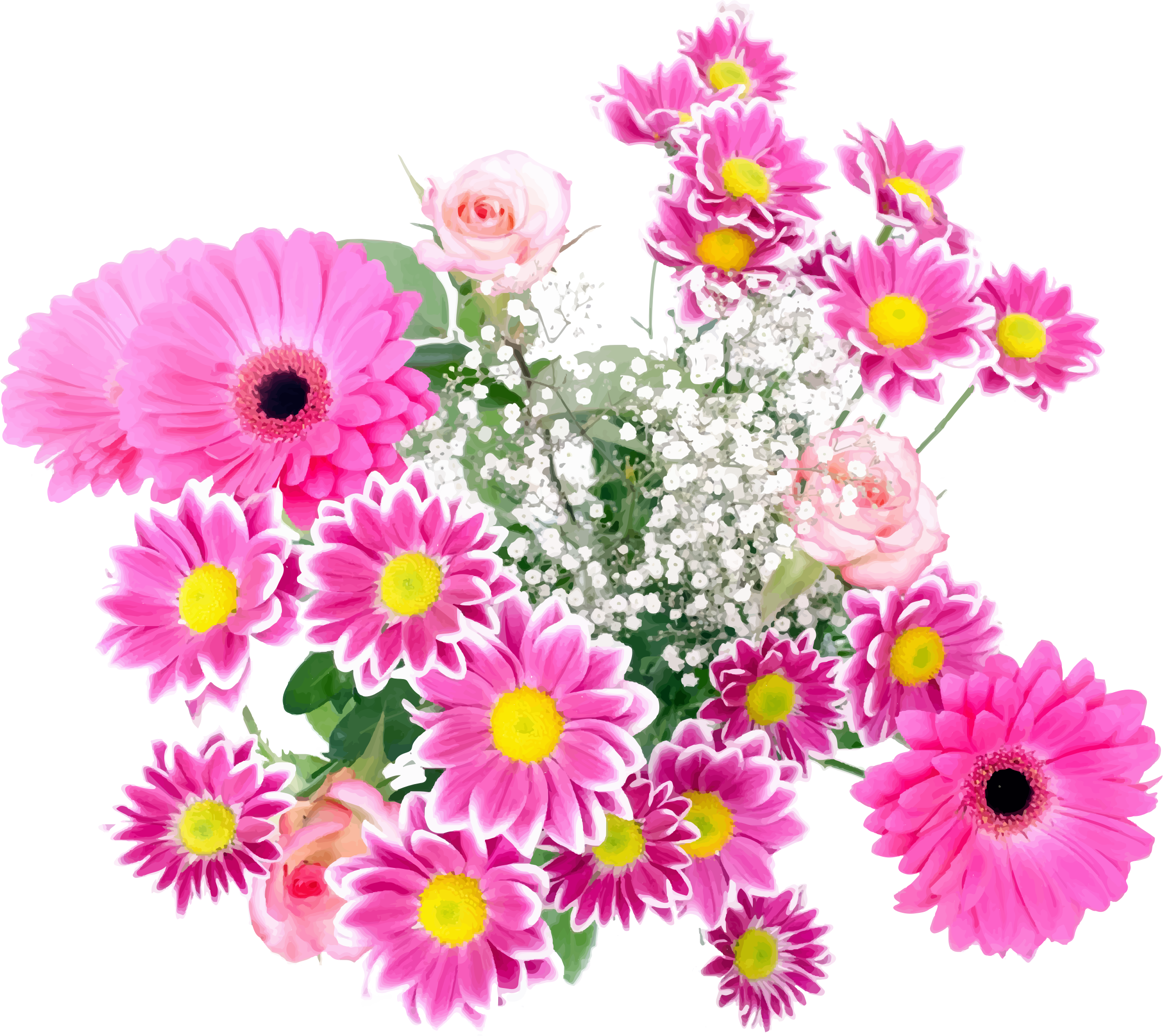 Flower arrangement png. Icons free and downloads