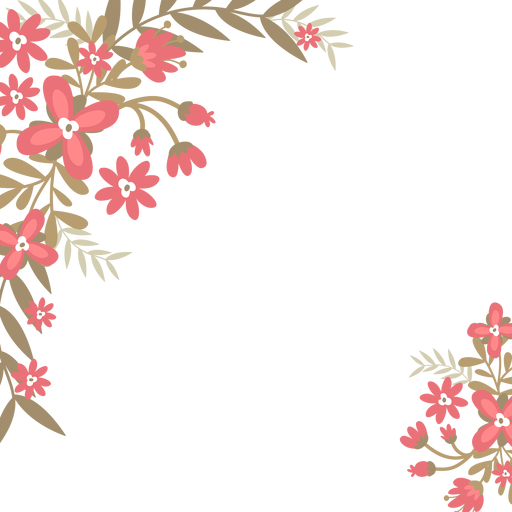flowers background png