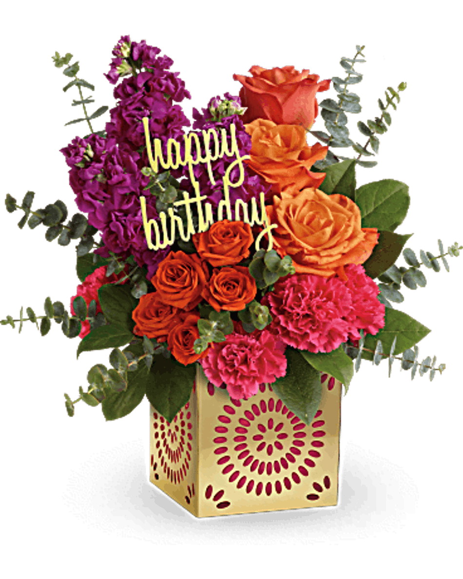 Flower bouquet images png. Birthday sparkle delivery dallas