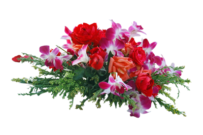 Download flower free image. Transparent png bouquet of flowers clipart library
