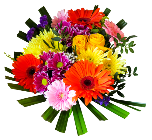 flower bunch png