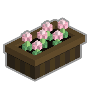 Flower box png. Image window brightbell stonehearth