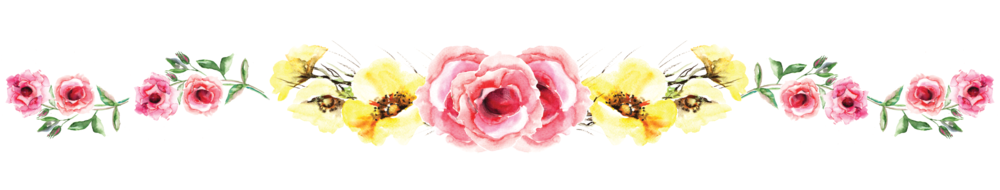Image result for pink flower chain