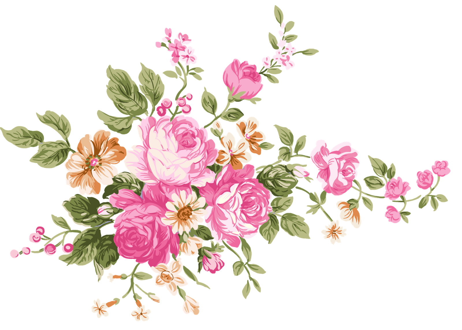 Flower chalk art png. Pin by on decoupage