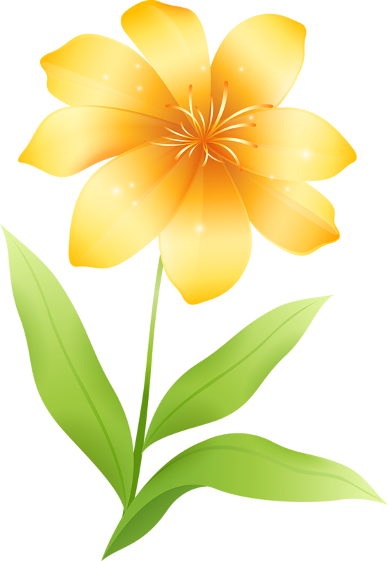 Yellow flowers png. Flower clipart gallery yopriceville