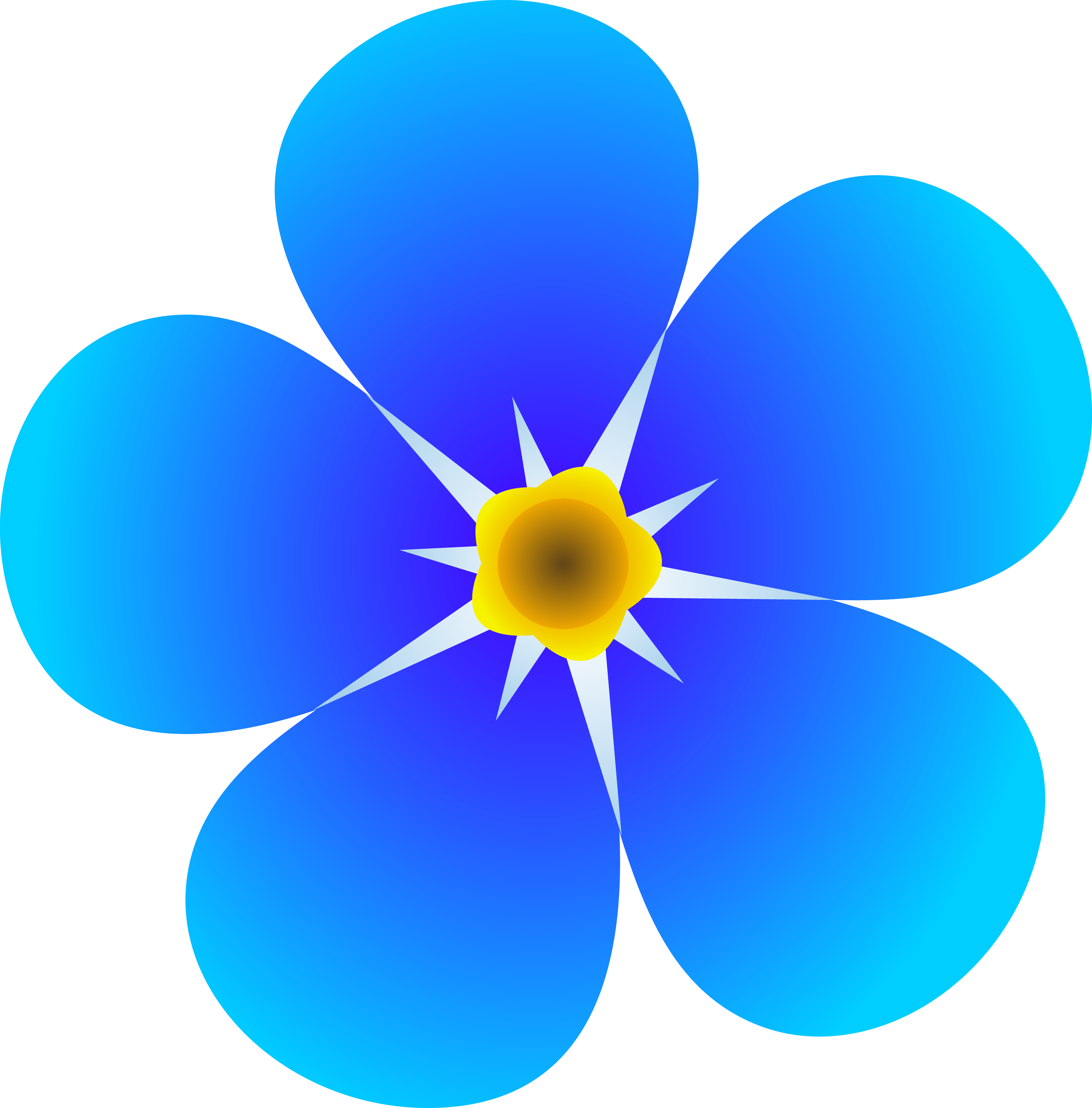Flower clip art png. Free cartoon flowers cliparts