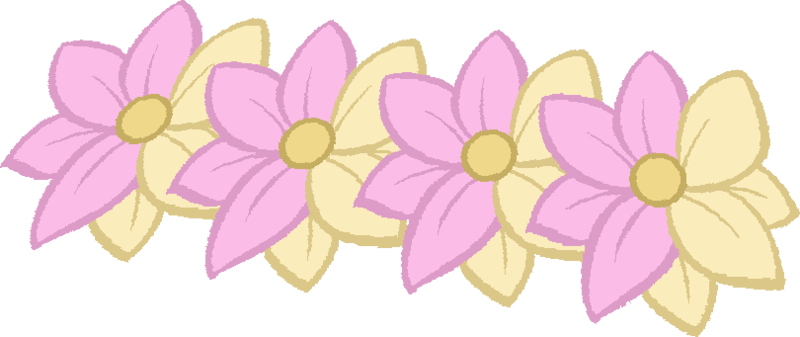 Flower crown png transparent. F u base by