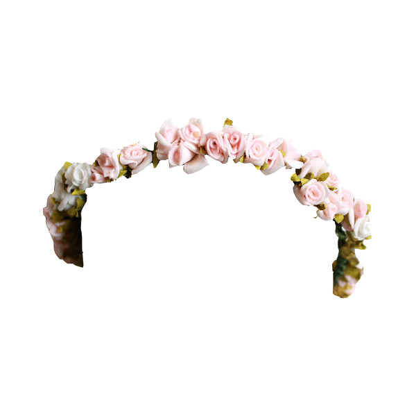 Flower crown png tumblr. Transparent pictures free icons