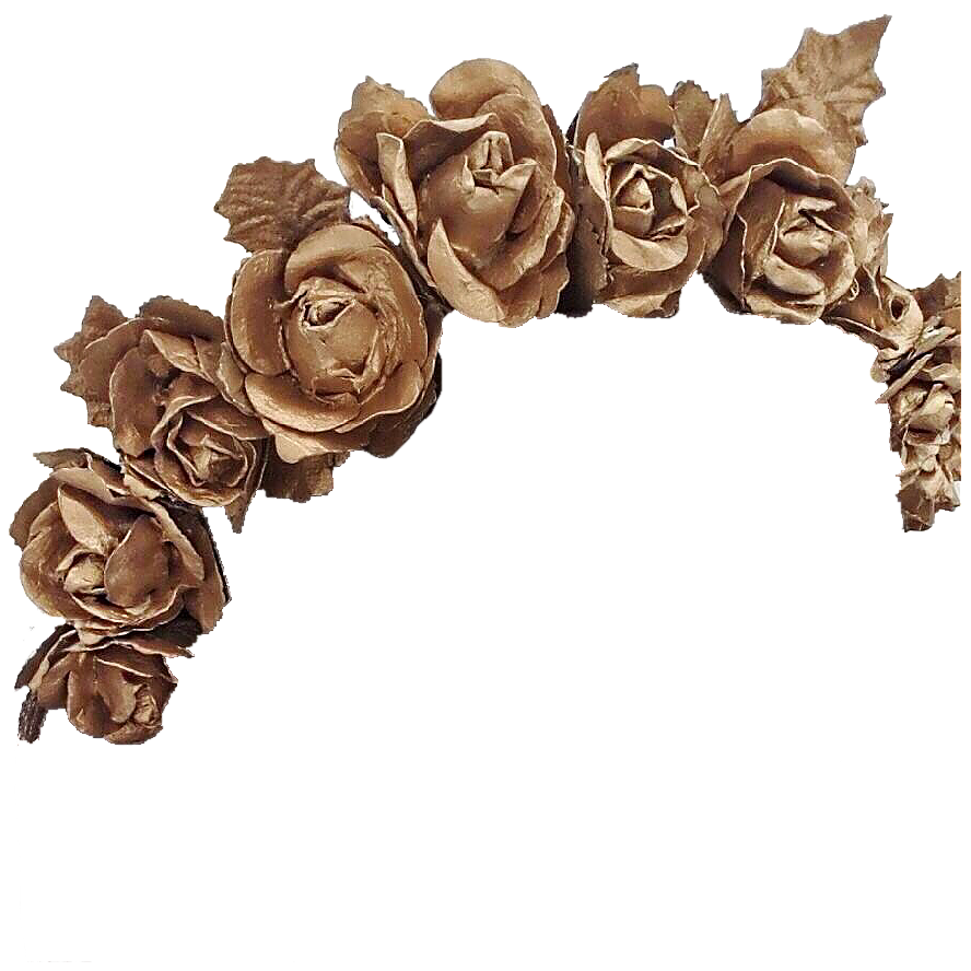 Flower crown transparent png. White choice image wallpaper