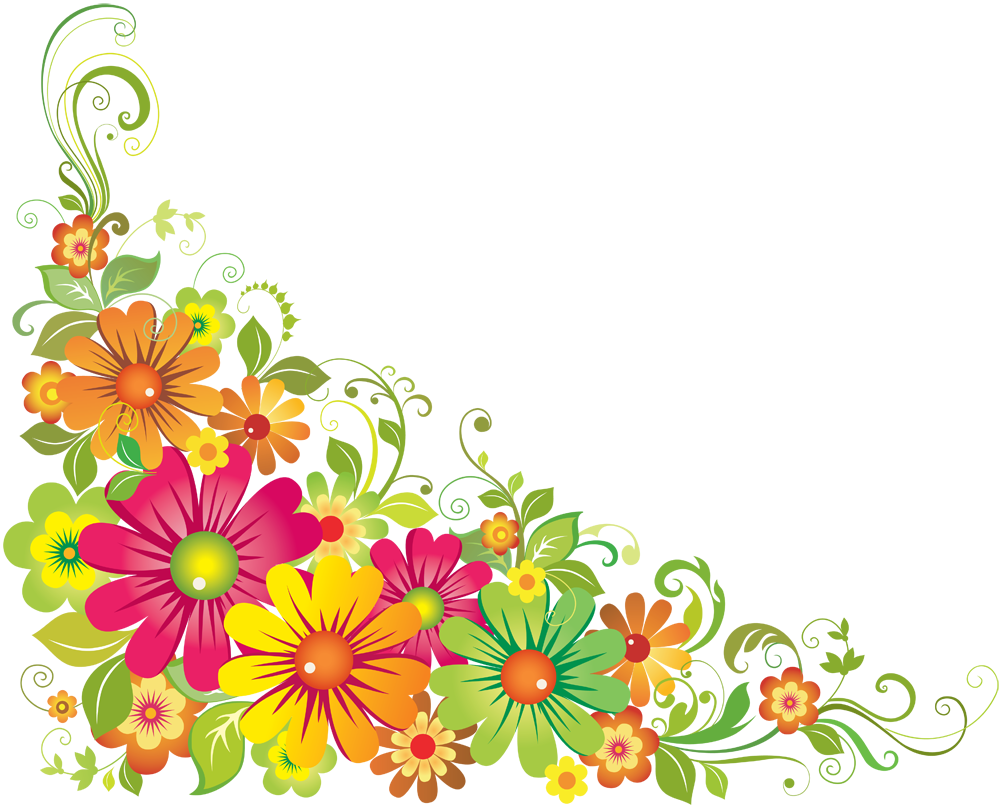 Flower design png. Floral transparent images all