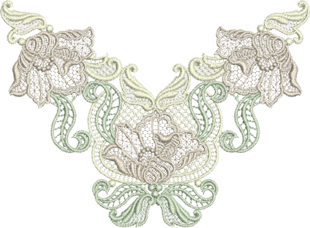 Flower lace png. Sue box creations download