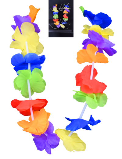 Flower lei png. Stock by mom espeace
