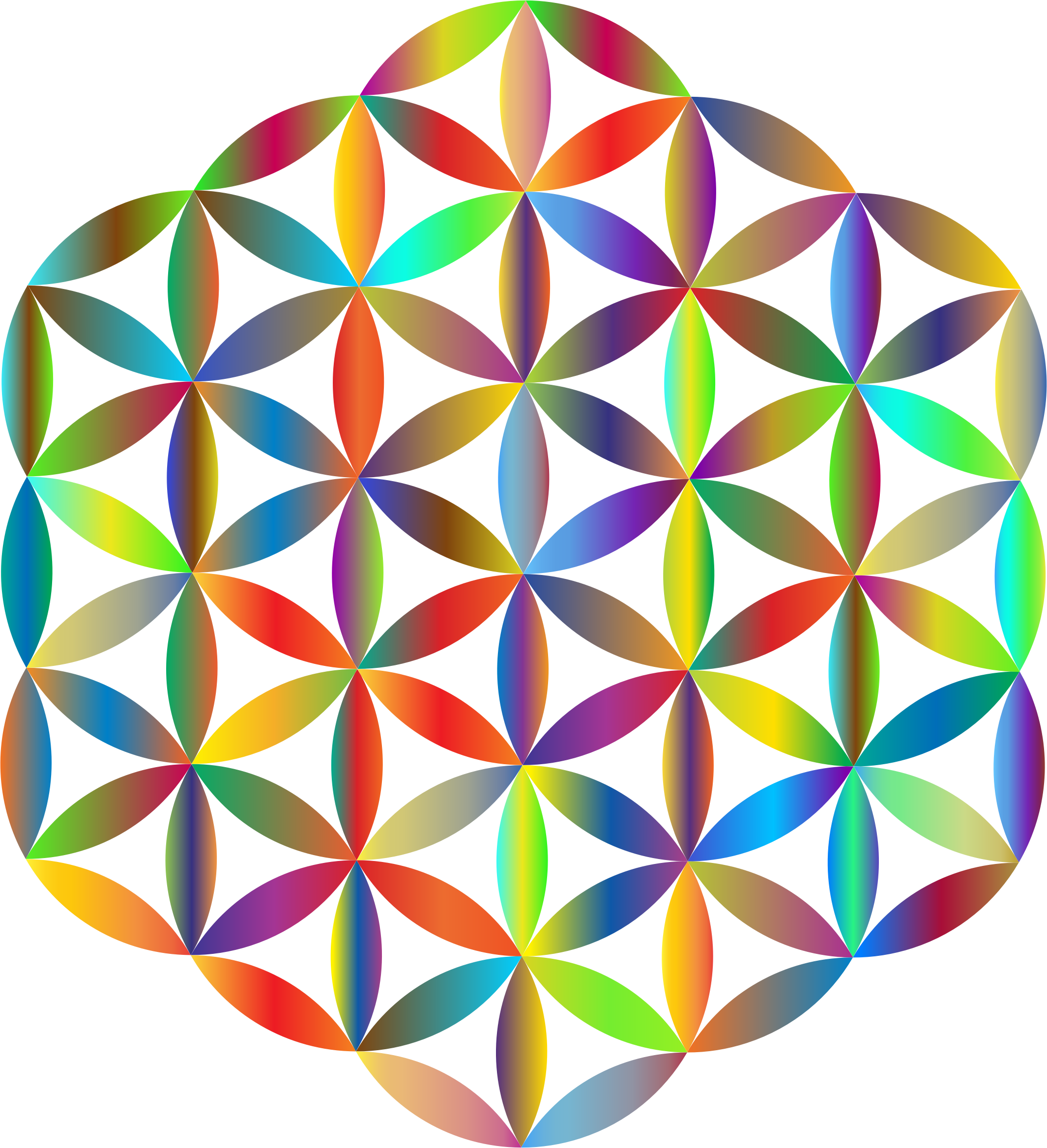 Flower of life png. Prismatic icons free and