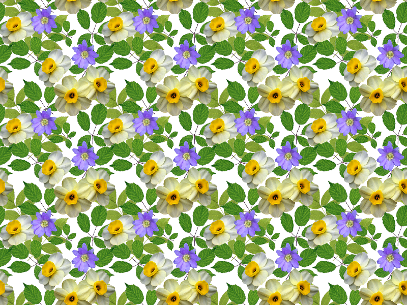 Flower pattern png. Spring nature grass and