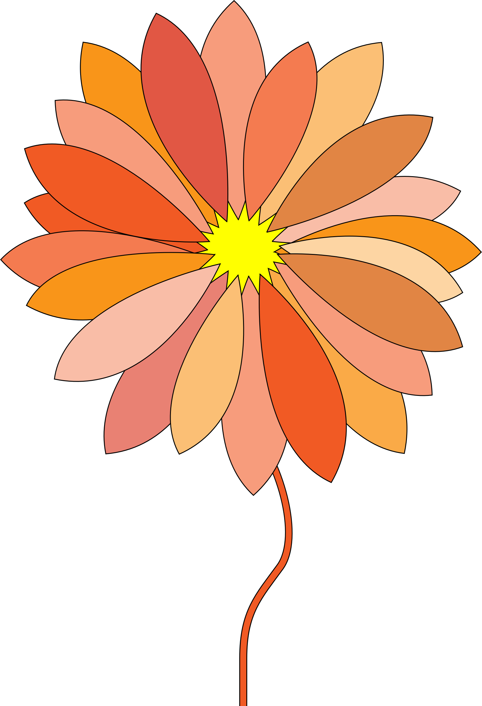 Flower png cartoon. Icons free and downloads