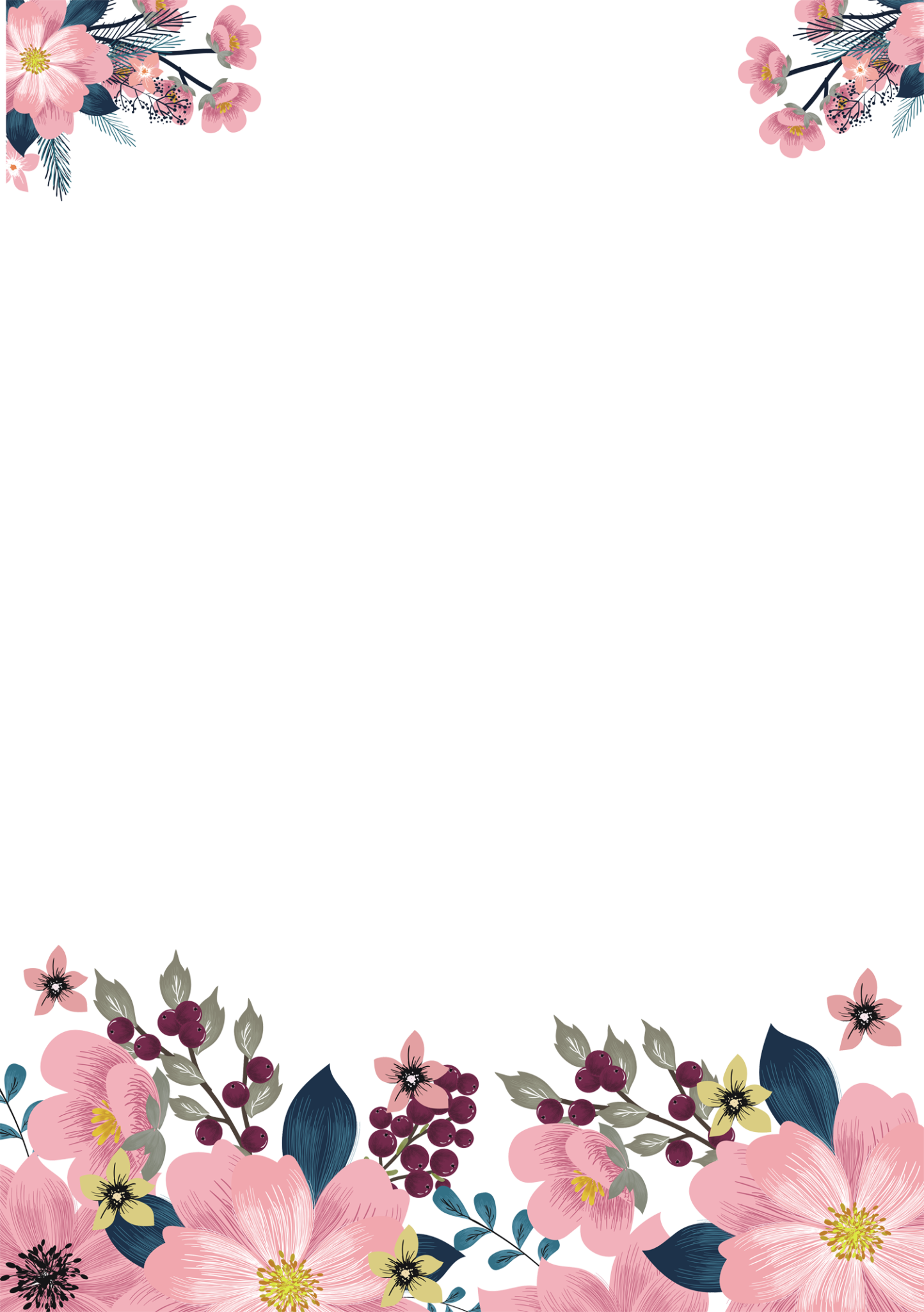 Free flowers download . Flower png watercolor image freeuse library