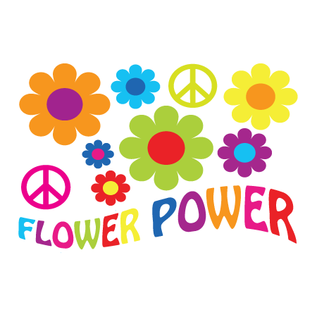 Flower power png. More than ever ubloom