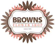 Flower shop logo png. Scarborough florist delivery by