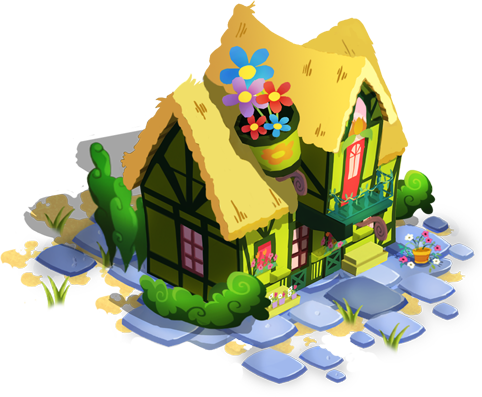 Flower shop png. Image the my little