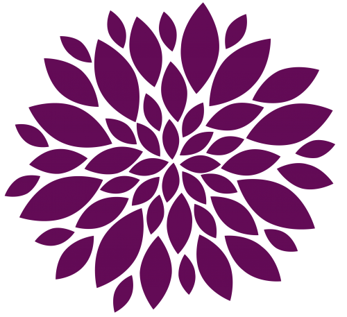 Flowers silhouette png. Image pngpix