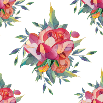 Fondo de rosas png. Flower background images vectors