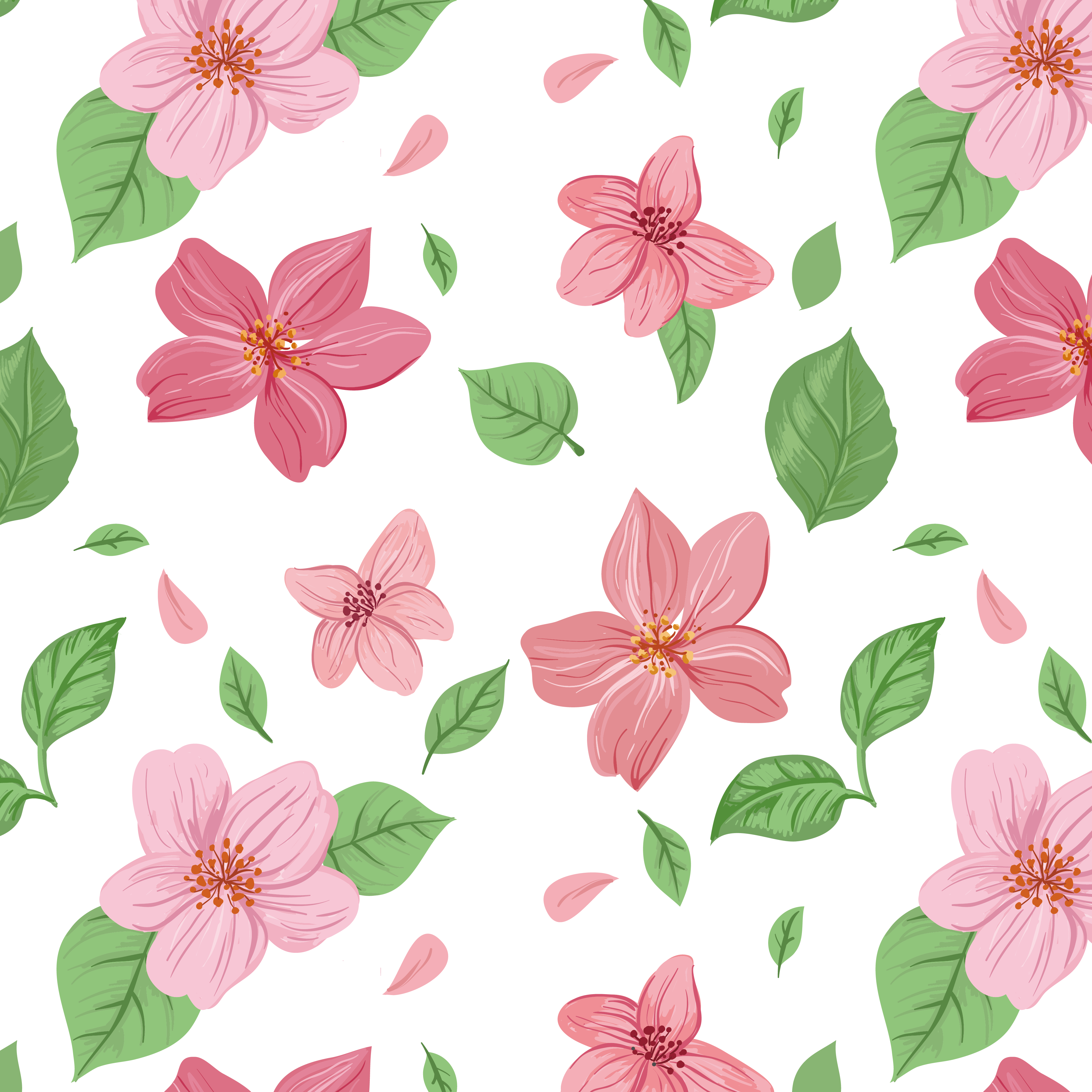 Flowers background png. Pink euclidean vector flower