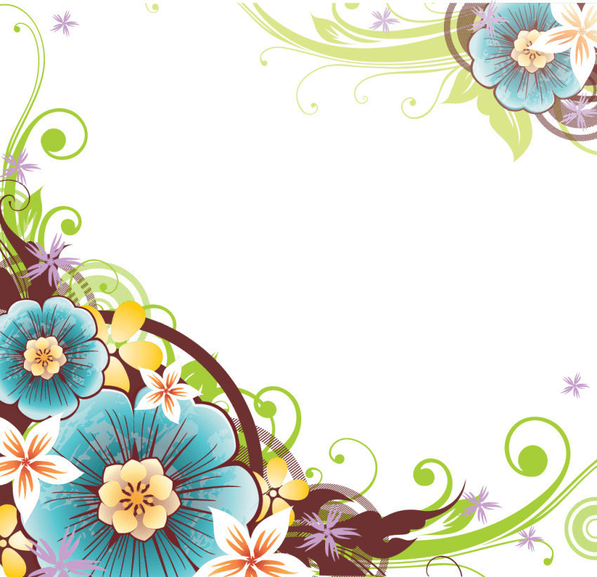 Png flowers borders. Free images toppng transparent