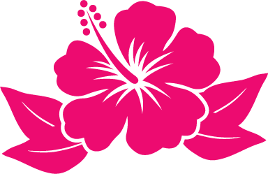 Wreath clipart hibiscus. Bumper stickers at the